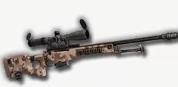 Оружие Mauser SRG в Infestation New Z