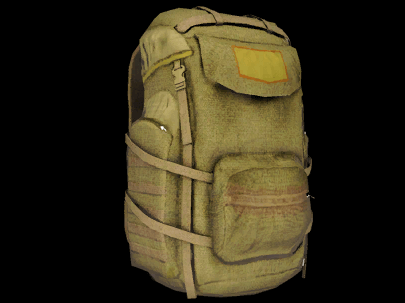 Adventure BackPack в игре Infestation New Z